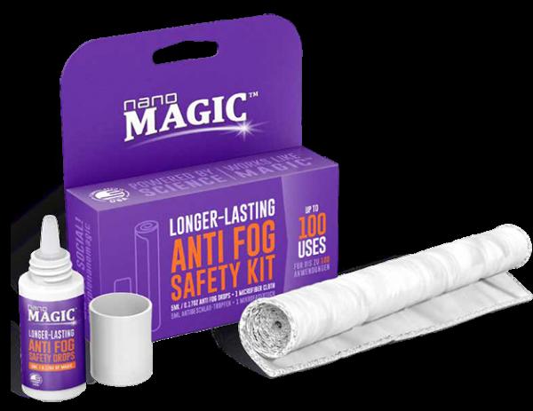 Nano Magic Anti-Fog Drops